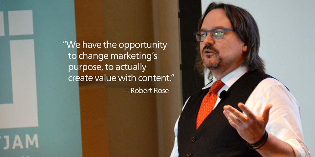 Can content be core business strategy? Robert Rose weighs in.