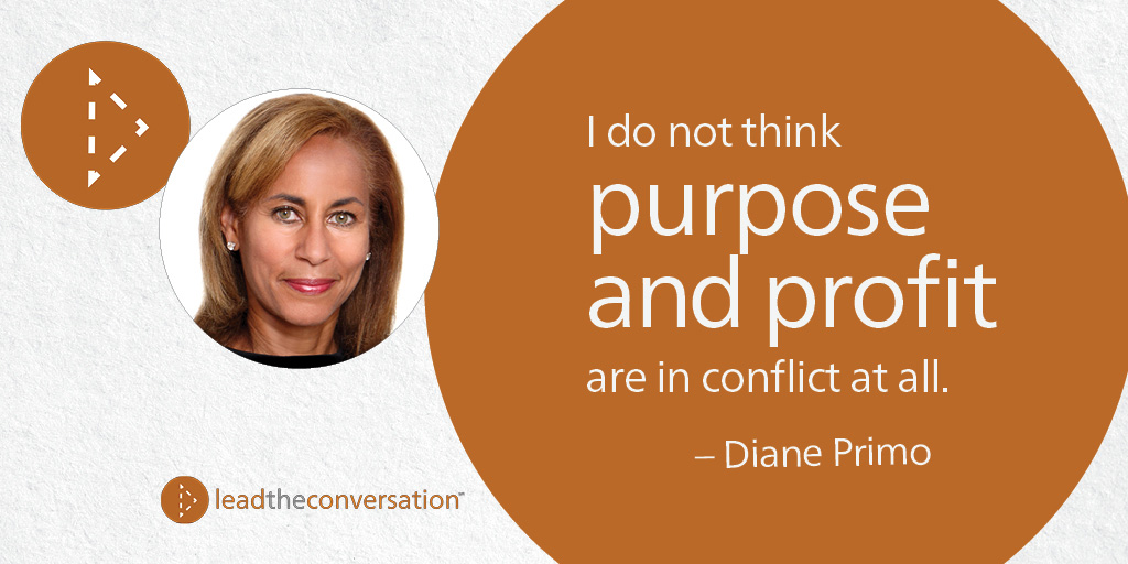 Diane Primo Purpose Brand Agency